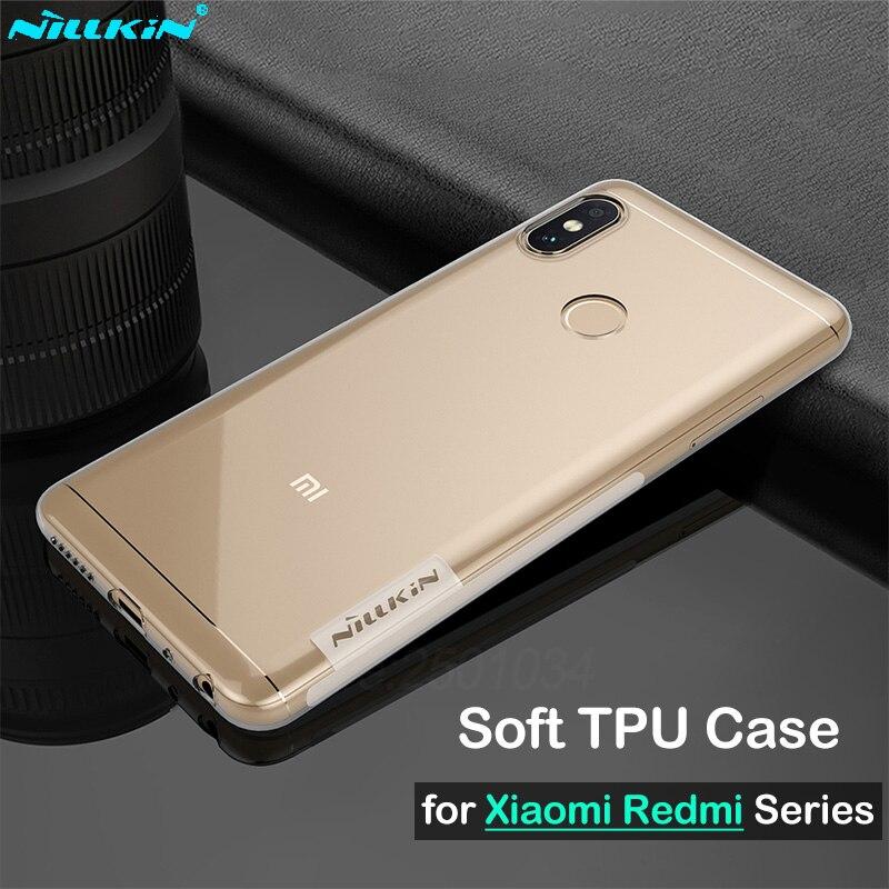 Kids' Clothes, Shoes & Accs. Nillkin Clear Soft Nature Tpu Case For Xiaomi Redmi Note 5 6 Pro Case Cover Thin Silicon Cover For Redmi 6 Pro Mi A2 Lite