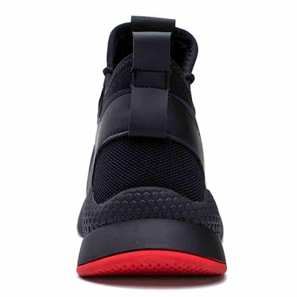 7fffd321 ... Klv Running Shoes Men 2019 Fashion Sneakers Flying Woven Trainers  Fitness Sneaker Men 39 S Shoes ...