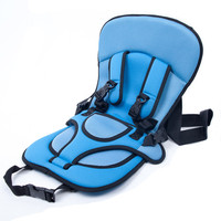 Children Safety Seat Baby Seat Automobile Safety Car Seat Maternal And Infant Supplies Simple Portable Chair