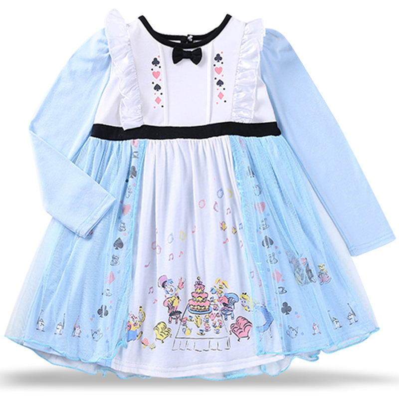 Girls Dresses bell & Sophia & Snow White Baby Girl Princess Dress Halloween Party Christmas Costume Children Clothing Cosplay ...