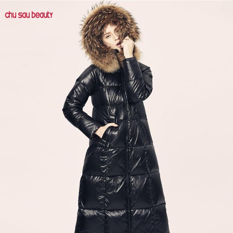 2019 Casual Women Parka Winter Warm Overcoats Zipper Faux Fur Women's Jackets Thicken Coat Long Parkas For Women Plus Size