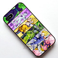 #1020 heróis de dragonball z tampa do caso para apple iphone 7 7 plus