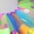 Brillante Colorido Del Arco Iris Cinta Recortada Tutu Muchacha Del Niño Tul Petit falda Tutú Infantil Todo Tamaño Recién Nacido Bebé-Niño 1-12 años