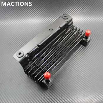 Motorcycle Oil Cooler Radiator Water Tank For Harley Touring Street Glide Road King Road Glide FLHR FLHTC 09-11 12 13 14 15 16 - DISCOUNT ITEM  40% OFF All Category