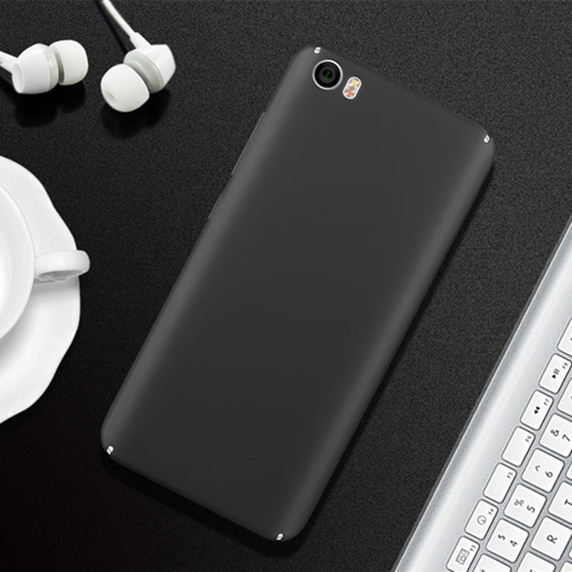Free screen protector! For Xiaomi Mi 5 case matte pc back cover case for xiaomi mi 5s cases and covers original accessories