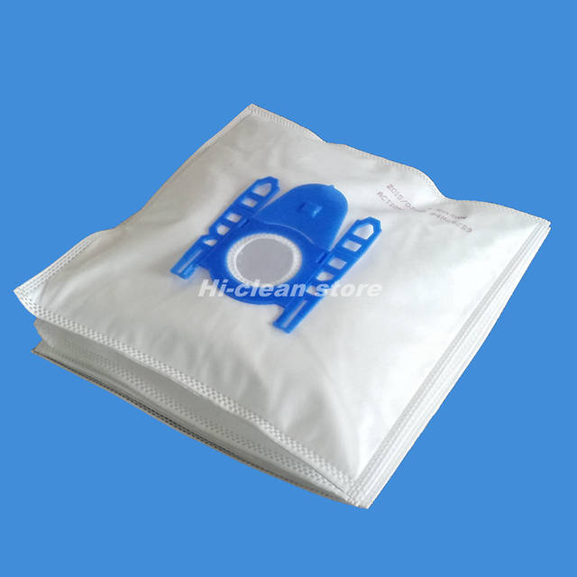 Placeholder Free Shipping 15x Vacuum Cleaner Bags For Bbs1000 1199 6310 6399 S62 S67 Vs06 Replacement Bosch