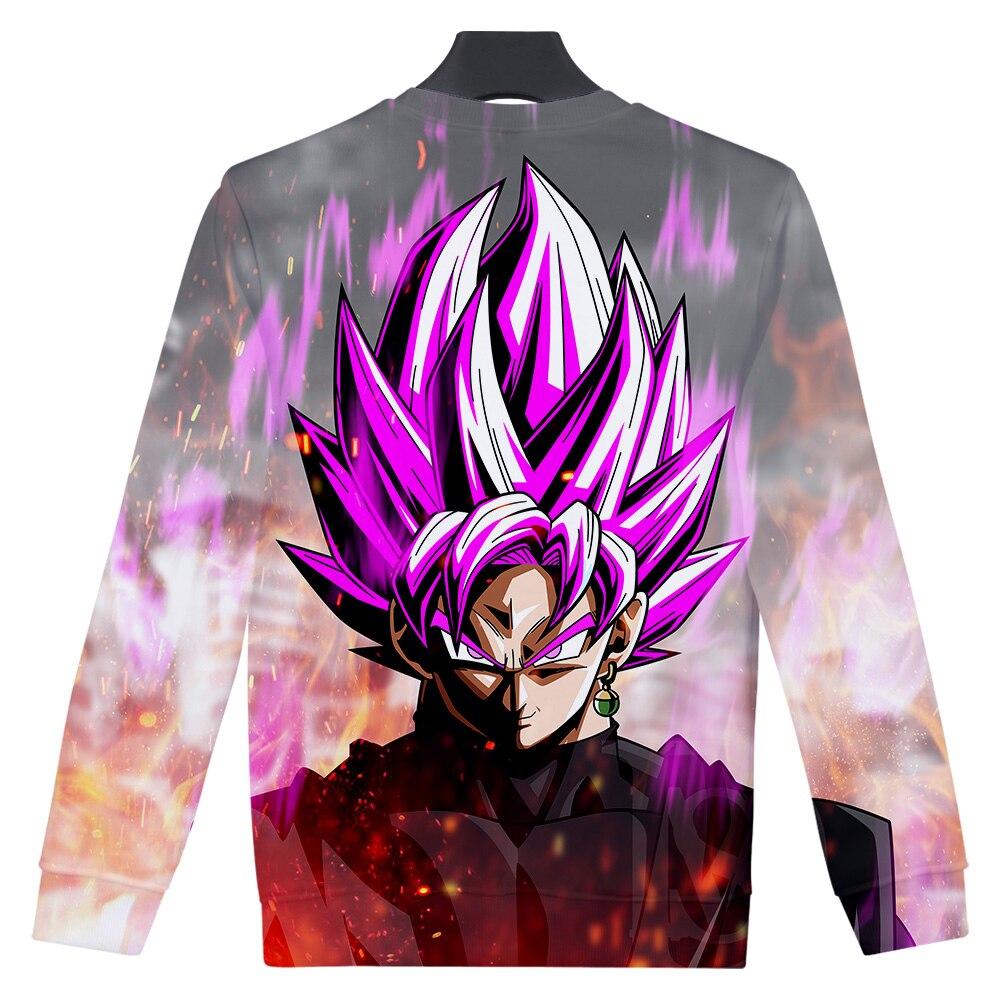 Dragonball Z Goku Streetwear Men/Women 43
