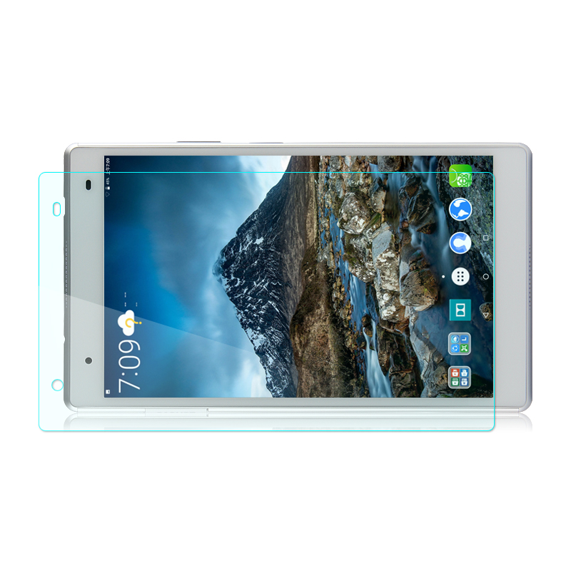 2 x Clear Flim Screen Protector for Lenovo Tab 4 8 Plus TB-8704N TB-8704X