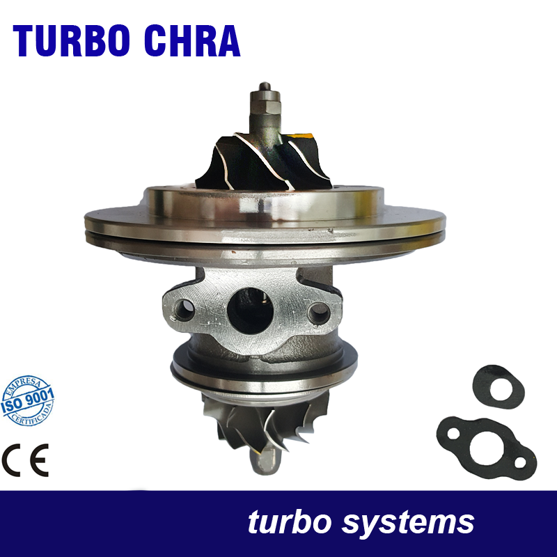 Turbocharger K03 CHRA 53039880018 53039700018 0375A6 Turbo cartridge for Citroen Xantia / Peugeot 406 2.0 HDI 80Kw DW10ATED RHZ turbo turbocharger cartridge gt1549p 707240 706006 chra for citroen c8 evasion ulysse ii lancia phedra zeta peugeot 807 2 2 hdi