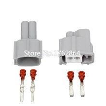 10Set Waterproof connector plug nozzle methanol conversion DJ7027F-2.2-11/21