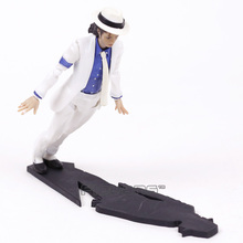 SHF S.H.Figuarts MJ Michael Jackson Smooth Criminal PVC Action Figure Collectible Model Toy