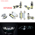 8 unids led canbus luces interiores kit package para volkswagen vw golf iv r32 mk iv 337/20ae 2004