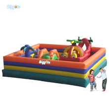 6*5*3m kids children residential/commercial inflatable bouncy castle