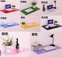 70*50CM Wall Mount Piano painting process Laptop Table Folding Wall Hanging Children Study Desk