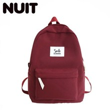 Women Backpack Bagpack High Quality Nylon Backpacks Bagpack Female Fashion School Back Pack Bag For Teenage Girls Backpack