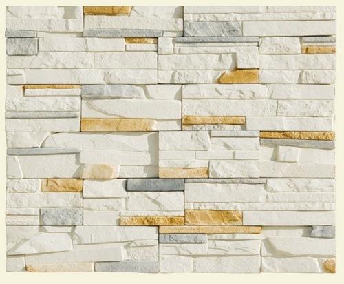 Plastic Molds for Concrete Plaster Wall Stone Tiles for Garden Decoration Wall Decoration 2pcs