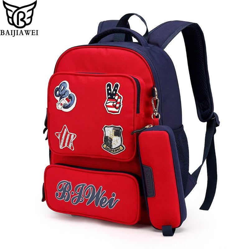 mochila na escola primária mochilas Whether Shipping : Free Shipping