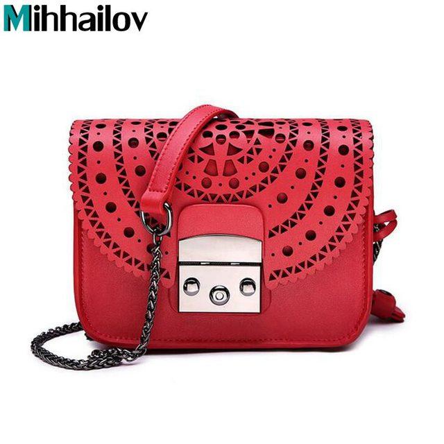 364549c1a46 Fashion Women genuine Leather Messenger Bag Handbag Ladies Small Crossbody  Bags Famous Brands Designers Shoulder Bags