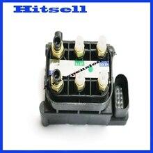 For Audi A6 C7 A7 A8D4 S8 S6 S7 RS6 RS7 Air Suspension Compressor Pump Supply Solenoid Valve Block 4G0616005C 4H0616013A