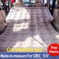 DHL Free Shipping Large Space SUV Car Air Bed Inflatable Mattress Camping Mattress Air Bed Inflatable Outdoor Bed