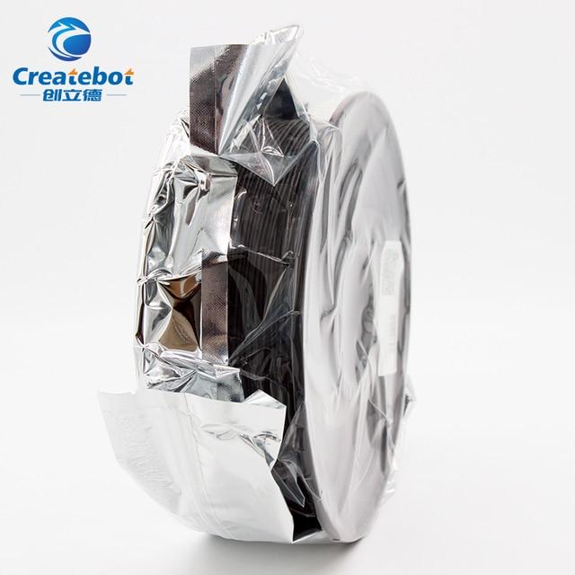 Createbot 3d drucker filament 1,75mm petg filament 1kg spool Kunststoff Material kunststoff für 3d drucker in Moskau