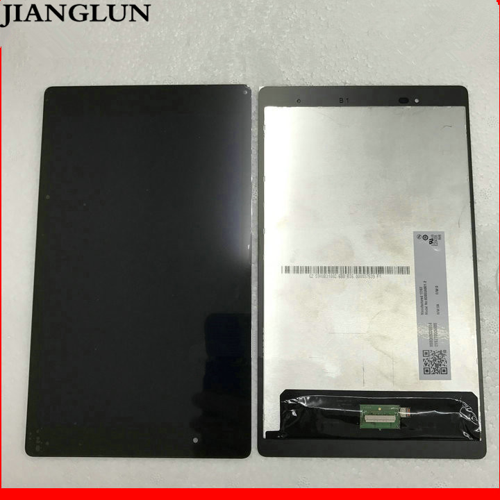 JIANGLUN For Lenovo Tab3 8 Plus Tab3-8703N Tab3-8703F  LCD Display + Touch Screen Digitizer Glass Assembly Black