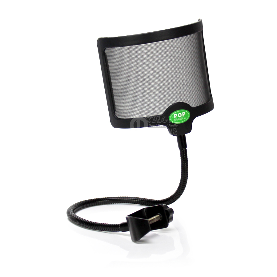 Flexible Studio Microphone Windshield Mic Pop Filter Shield Wind Screen Foam Cover For Broadcast Recording MK4 CL7 C03 C01u Pro studio mini microfone professional microphone mic wind screen pop filter for koraoke video singing recording cover mask shield
