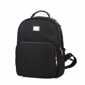 8 цветов 135and165usd 350 холст рюкзак сплошной цвет большой емкости для отдыха 2018/1/23 renjie Чжоу