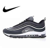 Original Authentic Nike Air Max 97 UL '17 Men's Running Shoes Sport Outdoor Sneakers Designer Durable 2019 New Arrival 918356