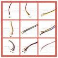 100 шт JST XH2.54 2/3/4/5/6/7/8/9/10/12 Pin вилка соединителя с проводом кабель длиной 20 см
