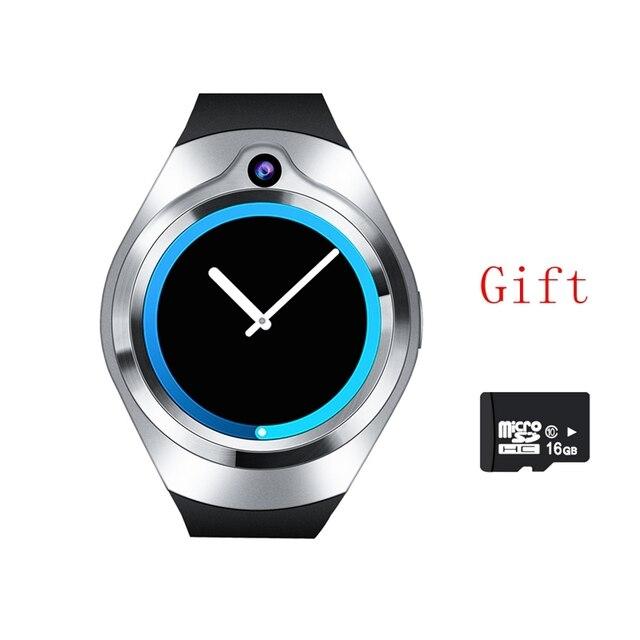 1f1271e5381 MTK6580 8g + 512 mb GPS relógio Inteligente monitor de Freqüência Cardíaca  relógios suporte Bluetooth WiFi
