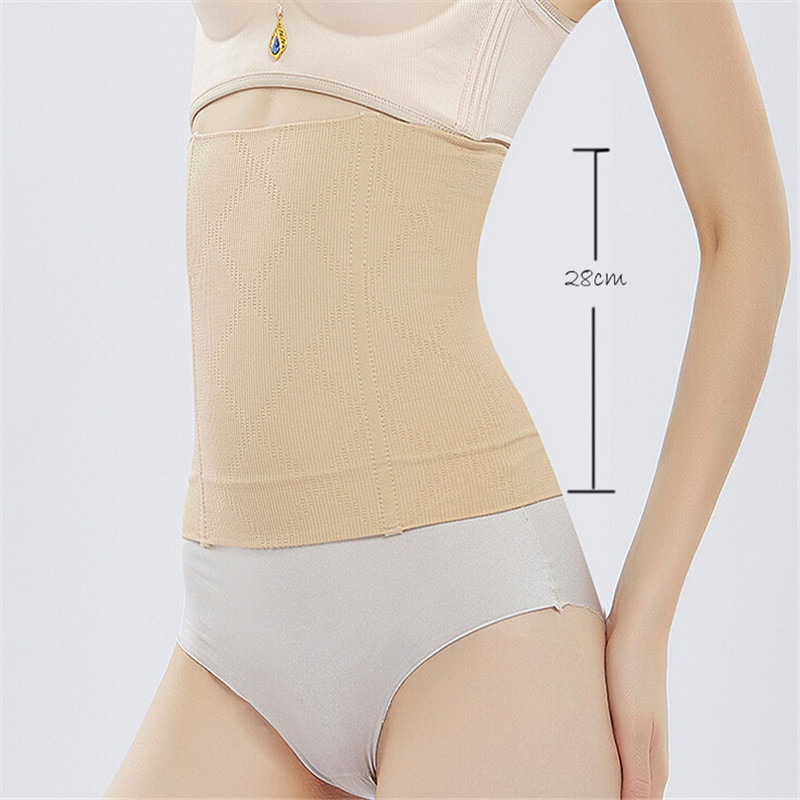 Postpartum Belly Recovery Band After Baby Tummy Tuck Belt Body Slimming Shaper