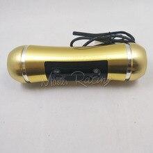 Master Racing Motorcycle MP3 Music Player Speakers Moto Bluetooth Stereo Speaker FM Radio Adjustable Bracket Audio Player