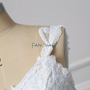 Image 4 - Vintage Lace Mermaid Wedding Dress Vestido de Novia  2019 Backless Wedding Gowns robe de mariee Turkey Bride Gowns