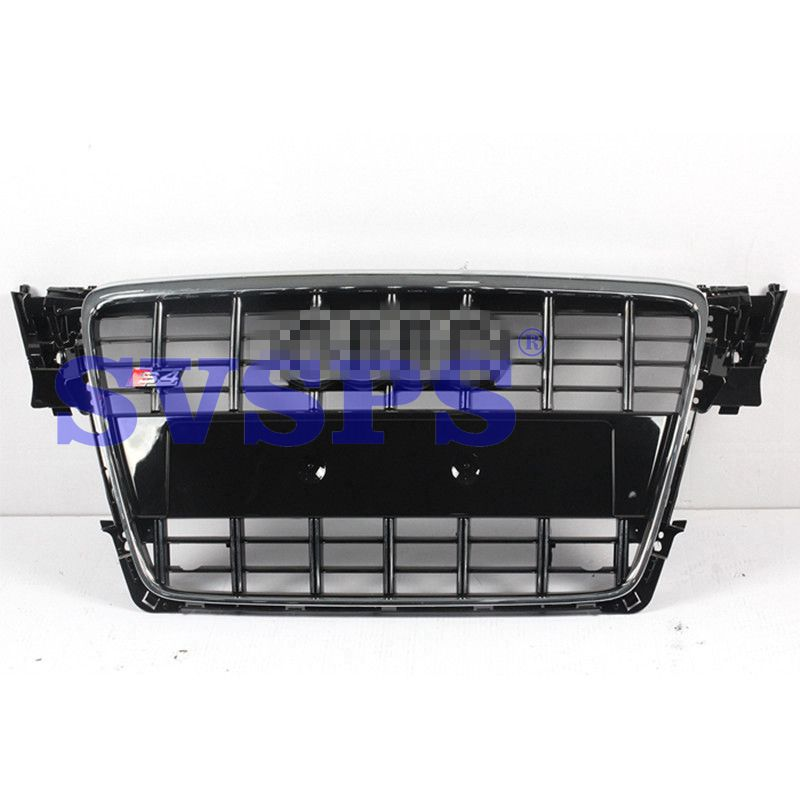 все цены на High Quality ABS Front Middle Grille A4 Change To B8 S4 For Audi A4 2009-2012 Year онлайн