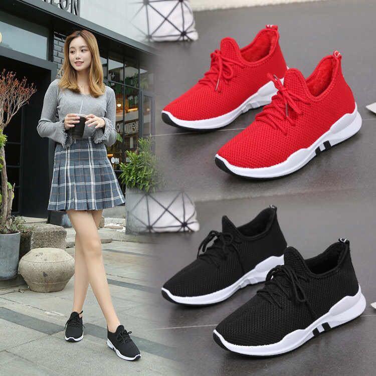 single Zapatillas Grande Shoe Zapatos Tamaño Shoe Hombres Mocasines single Calzados Slipon Negro Cómodos Verano Transpirable Caminar Casual rojo qattP1F