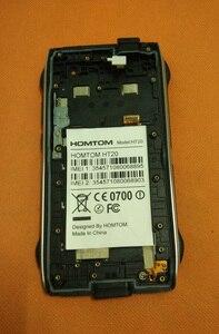 Image 2 - Б/у Оригинальный ЖК дисплей, дигитайзер сенсорного экрана, рамка для четырехъядерного процессора HT20 MTK6737, HD 1280x720, бесплатная доставка