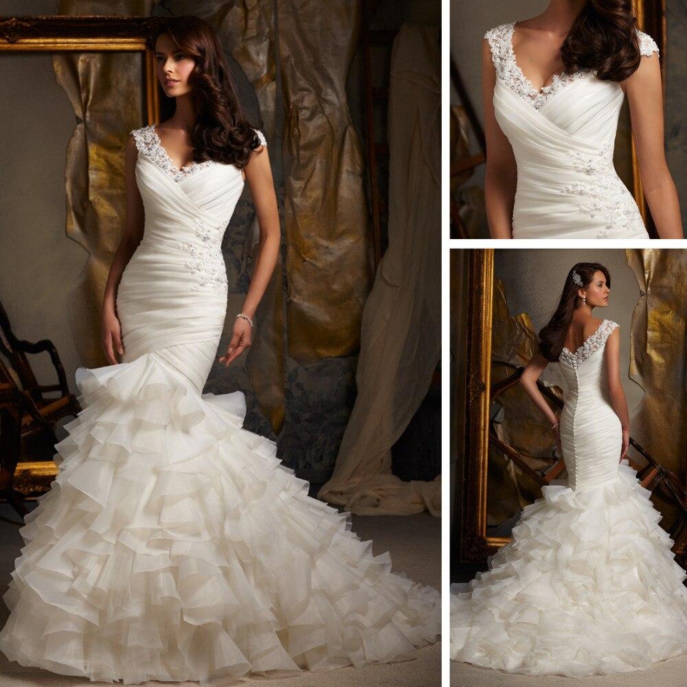 Mermaid Tail Bridesmaid Dresses