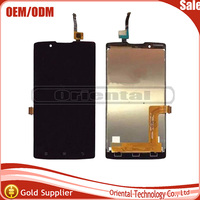 1PCS LOT Black White Lcd For Lenovo A2010 Angus 2 LCD Display Touch Screen With Digitizer