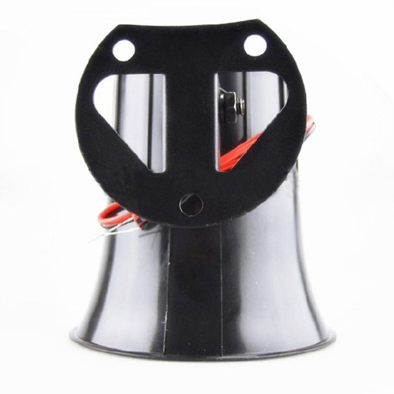 Newly Outdoor DC 12V Wired Loud Alarm Siren Horn With Bracket For Home Security Protection System DC128