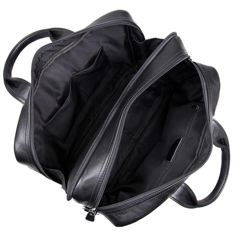 bolsa para laptop de couro Material Principal : Couro Genuíno