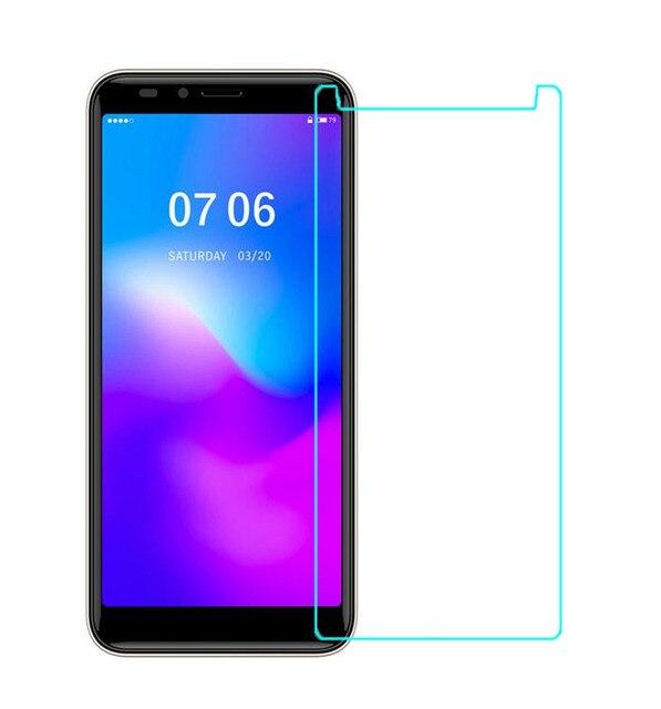 2.5D 0,26mm Ultra vidrio templado para DEXP G255 GL355 G355 B255 templado Protector de pantalla película protectora de pantalla caso Q6