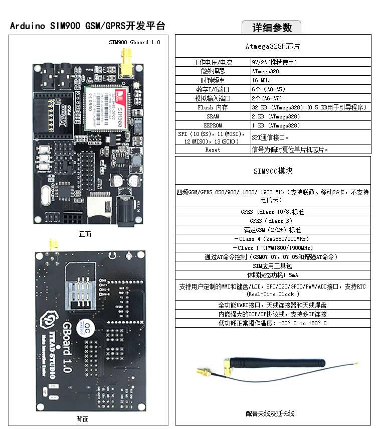 Aliexpress Buy It Is A Gsm Gprs Sim900 Module Development