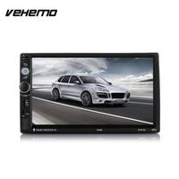 Vehemo 2 Din 7 Inches Android 7 0 MP5 Player Car MP5 Automobile Hands Free Smart