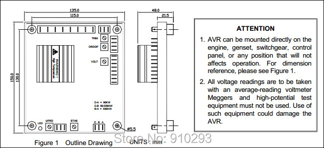 HTB1AadTFVXXXXbJaXXXq6xXFXXX4 aliexpress com buy generator avr sx440 automatic voltage stamford avr mx341 wiring diagram at virtualis.co