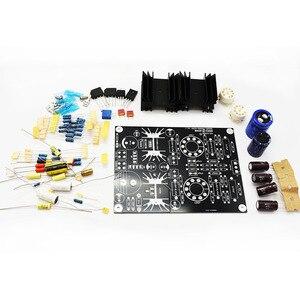 Image 2 - MM PHONO 12AX7 AC 12 15 V Ống preamp HiFi khuếch đại âm thanh DIY kit và hoàn thành bảng