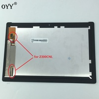 10 1 Inch LCD Display Screen Touch Screen Digitizer Glass Assembly For Asus Zenpad 10 Z300CNL