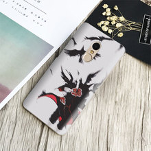 Itachi Uchiha Phone Case For Xiaomi Redmi (8 styles)