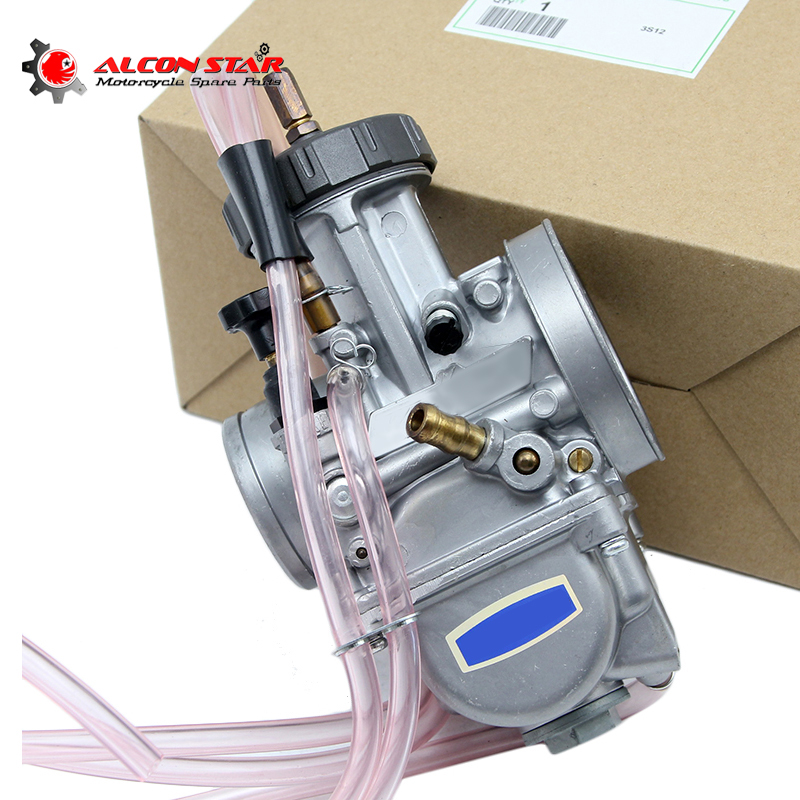 Alconstar Universal Performance Quad Vent Carb PWK 33 34 35 36 38 40 42mm PWK38 AS/S66 38mm Air Striker For Carburetor