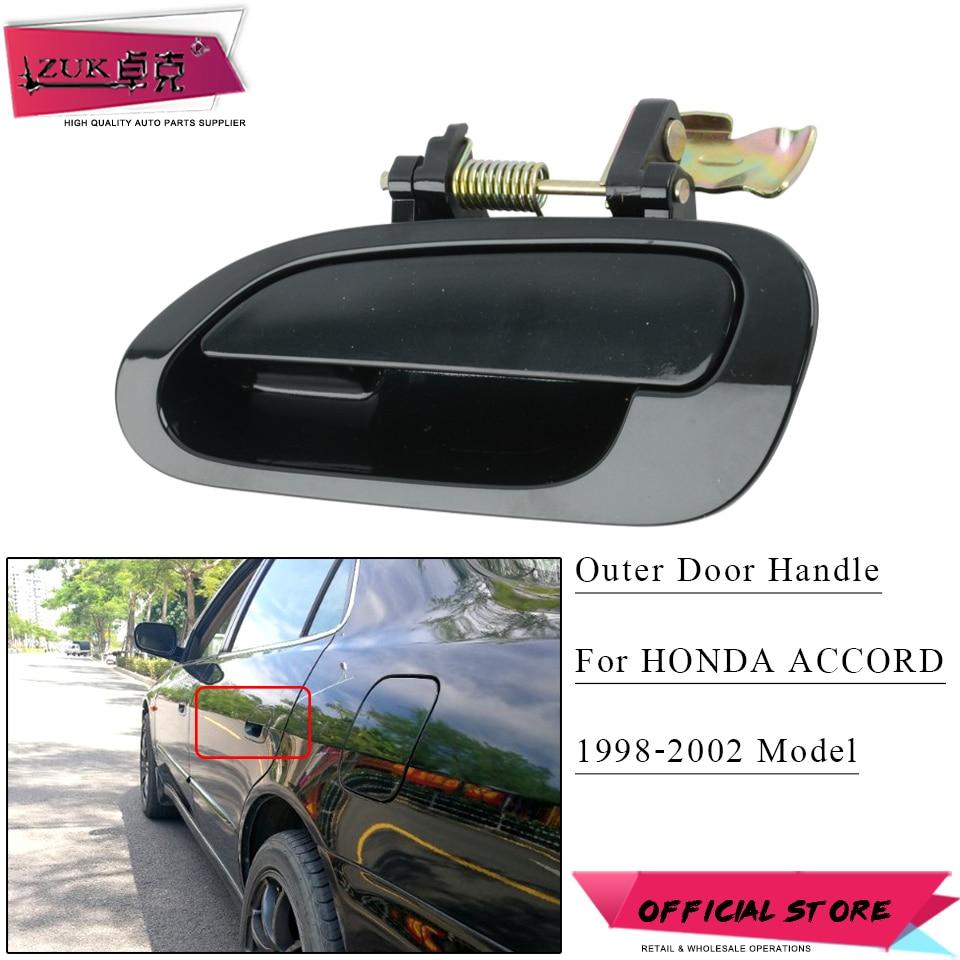 Zuk auto outside door handle car external door handle for - 2000 honda accord exterior door handle ...